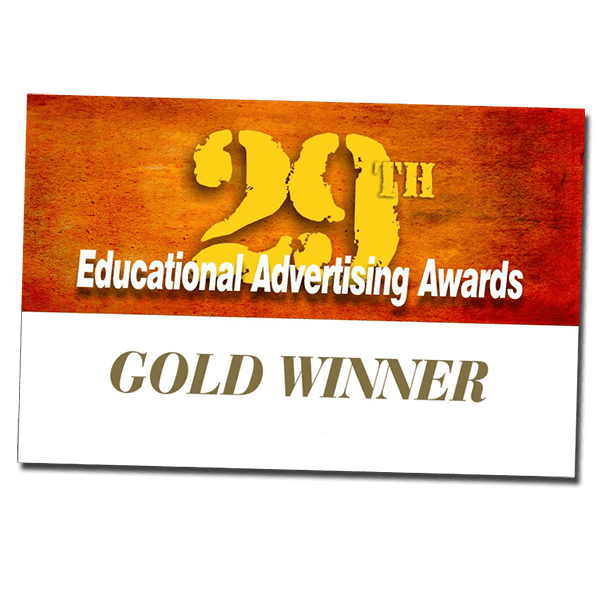 Award Certificate Reprints Now Available (29th Annual Edu Ad Awards)